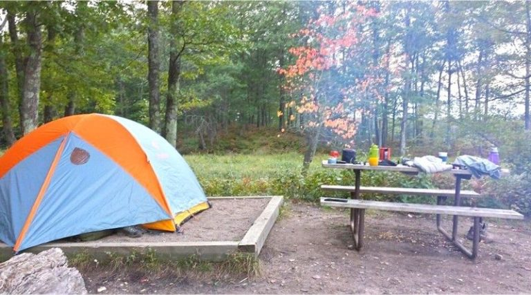 Helpful Tips for First Time Campers