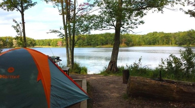 How to Pick the Perfect Campsite
