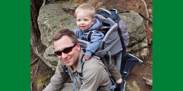 Osprey Poco Plus Child Carrier Review
